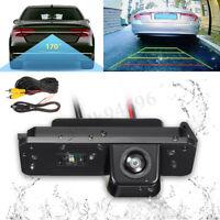 Rear View Backup Reverse Camera For VW Golf MK4 MK5 MK6 MK6 Passat CC Leon Polo