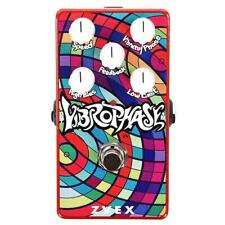 Zvex Effects Vertical Vibrophase Vibrato Phaser Pedal