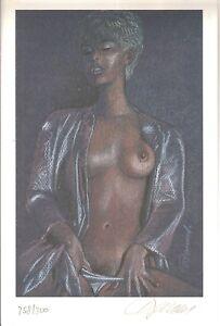 RENAUD: JESSICA BLANDY. Ex-libris signé (i)