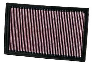 K&N Hi-Flow Performance Air Filter 33-2384 fits Skoda Superb 3.6 V6 4x4 (3T4)...