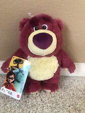 "Toy Story 3 LOTSO Plush 10"" BEAR Disney Pixar"