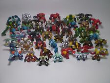 COLLECTION OF 48 GORMITI FIGURES LOT .