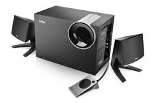 Edifier M1380 pc/laptop/tv / imac/macbook 2.1 Altavoces Multimedia Con Subwoofer