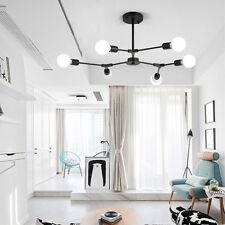 Modern Flush Mount Ceiling Light Black Chandelier Lighting Shop Pendant Light
