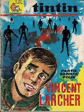 JOURNAL DE TINTIN N°1017 - 18 AVRIL 1968 - GERI, REDING