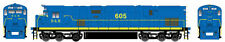 BOWSER 23998 Ho SCALE ALCO C628 D&H NdeM 605 LOCOMOTIVE W LOKSOUND SOUND/DC/DCC