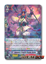 Cardfight Vanguard x 4 Gateway Stealth Rogue, Ataka - G-BT03/035EN - R Mint