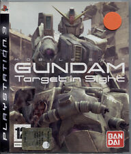 MOBILE SUIT GUNDAM Target in Sight - PS3 NUOVO E SIGILLATO, ITALIA, NO IMPORT!