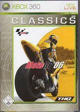 XBOX 360 MOTO GP 2006 * Motorrad Rennen * NEU