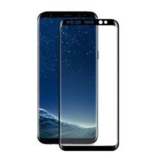 Samsung Galaxy S8 Plus Screen Protector 2 Pack 9H 3D Curved Tempered Glass S8+