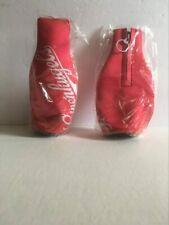 2 Leinenkugel's Beer Bottle Suit Coolers Koozie Coolie Huggie Leinie's New
