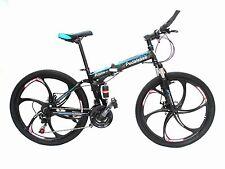 Mountain Bike Fahrräder mit Vollfederungen