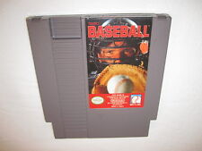 Tecmo Baseball (Nintendo NES) Game Cartridge Excellent!
