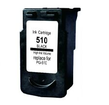 Remanufactured Ink Cartridge for Canon PG-510 PG 510 Black for PIXMA MP240 MP250