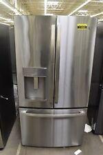 "Ge Gye22Gynfs 36"" Stainless Steel Cd French Door Refrigerator #114300"