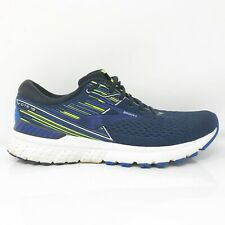 Brooks Mens Adrenaline GTS 19 1102941D069 Blue Running Shoes Lace Up Size 11 D