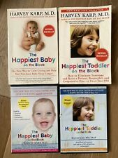 Harvey Karp The Happiest Baby And Toddler Book And DVD SET