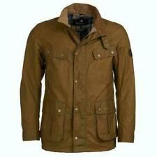 barbour international duke lightweight wax jacket size xxl