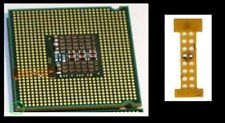MODIFIED INTEL XEON X5450 3.0GHZ QUAD 12MB 1333 LIKE Q9650 ~ RUNS ON MANY 775 MB