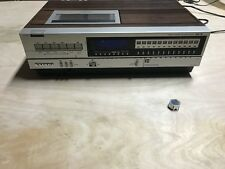 Sanyo VCR 4000 Recorder Betacord Beta Max Player Recorder See Description