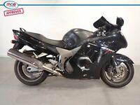 Honda CBR 1100 Super Blackbird Spares or Repair Restoration Project Bike Damaged