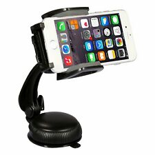 Car Windshield Dashboard Suction Cup Mount Holder Stand for Cell Phone Universal