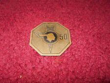 1976 PONTIAC FIREBIRD TRANS-AM GERMAN GOLD ANNIVERSARY FENDER DECAL NEW CORRECT