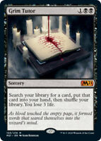 Grim Tutor x1 Magic the Gathering 1x Magic 2021 mtg card