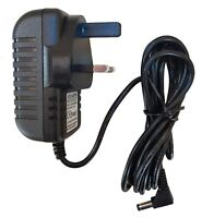 CASIO LK-136 KEYBOARD 9.5V 1.0A POWER SUPPLY REPLACEMENT ADAPTER UK