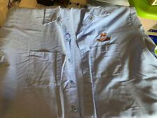 Miller Beer Brewery Delivery Man Uniform Xl Shirt Size 36 Pants Set #2