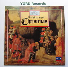 410 238-1 - A CELEBRATION OF CHRISTMAS - Various - Excellent Condition LP Record