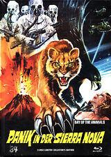DAY OF THE ANIMALS - Blu Ray & Dvd + Mediabook -