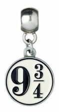 Official Harry Potter Jewellery by The Carat Shop Platform 9 3/4 Slider Charm HP0011