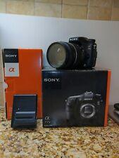 Sony Alpha a77 II 24.3MP Digital SLR Camera - with 28-75 2.8sam lens