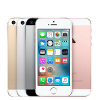 iPhone SE 16/32/64/128GB Apple Grey Pink Gold Silver Unlocked Smartphone 1st-Gen