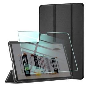 AROYI Coque pour Samsung Galaxy Tab A7 10.4 2020 + Verre Trempé, Smart Case...