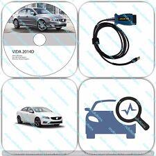 VIDA 2014D Diagnostic Tool Scanner For Volvo