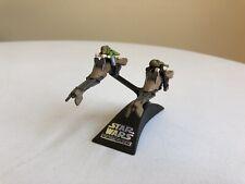 Star Wars Action Fleet Speeder Bike Hasbro Galoob 1:72 Luke Leia Endor