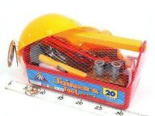 Kinder Werkzeugkoffer mit Helm 20teilig - Werkzeug - Hammer Zange und mehr NEU
