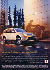 2007 Suzuki XL7 - easy driver - Classic Vintage Advertisement Ad H14
