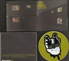 ARCTIC MONKEYS Favourite Worst Nightmare CD NEW 12 track BOOKLET 16 page 2007