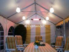 Zeltbeleuchtung Pavillon Zelt Lichterkette NEU !