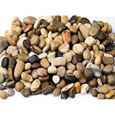 "Natural Pea Gravel WASHED 3/8""-1/2"" Pebble stones for Plants Aquarium Fish Tank"