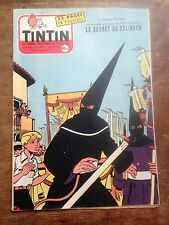 journal tintin 432 France (1957) coke en stock BD ancienne