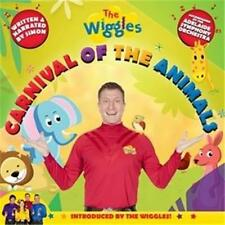 WIGGLES, THE Carnival Of The Animals CD NEW