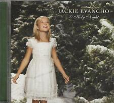 Music CD Jackie Evancho O Holy Night