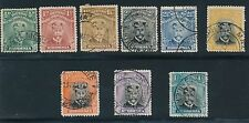 "1913 - 1923 Rhodesia ""KING GEORGE V"" ISSUES AS LISTED, CAT VALUE $160+"