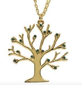 *Rare* Authentic Disney Couture Pocahontas Tree of life Necklace