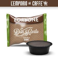 300 Capsule Cialde Caffe Borbone Don Carlo Miscela Dek Compatibili A Modo Mio