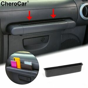 for Jeep Wrangler 07+ JK Grab Tray Passenger Storage Tray Interior Accessories P